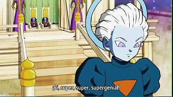 Goku se pone cachondo y le rompe el culo a Jiren