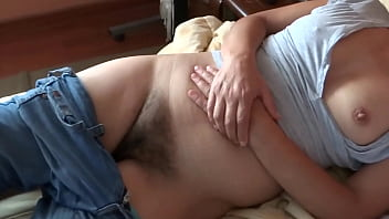 Hairy mature latina mom showing off her delicious hairy pussy, takes a good cock, she needs to fuck, loves to suck a big cock