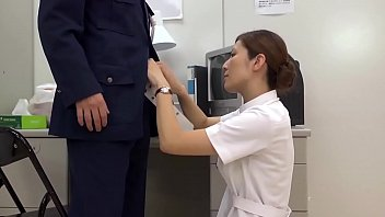 Porno Asian officer fucked by nurse