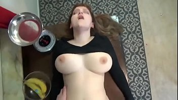 Big natural  boobs bouncing