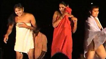 Village Girl Nude Dance