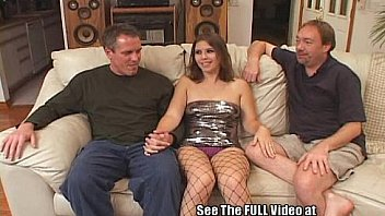 Dana Fulfills Her Slut Wife MFM Three Way Fantasy w/Dirty D