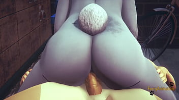 Zootropia Furry Hentai - Judy blowjob and penetrated