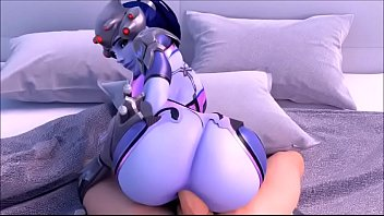 Widow Maker Getting Fucked From All Angles (3d Overwatch)