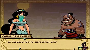 Akabur's Disney's Aladdin Princess Trainer Part 7