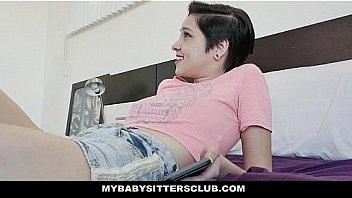 Video Ngentot MybabysittersClub - Cute Babysitter Paid In Cum