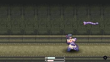 SHINOBI GIRL MINI stage 1