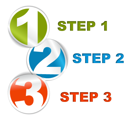 3 steps to become a affilate for SmartDNS