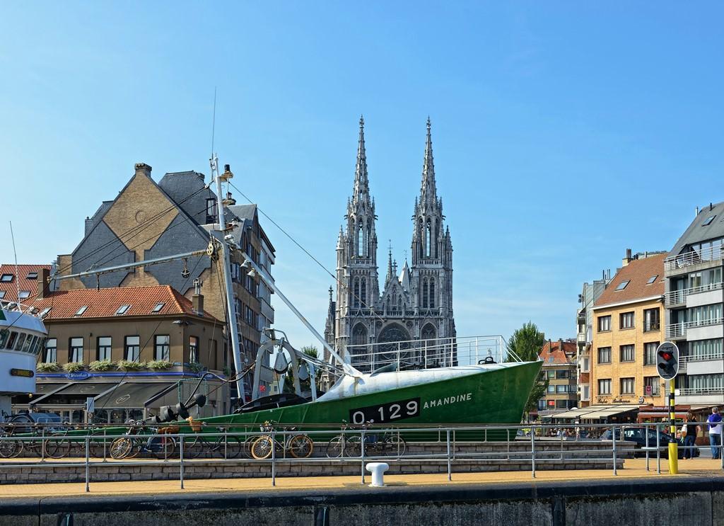 Galerie de photos de Ostende Belgique sur OrangeSmilecom