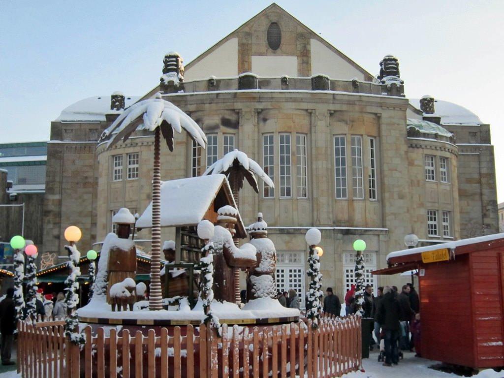 Galerie de photos de Osnabrck Allemagne sur OrangeSmilecom