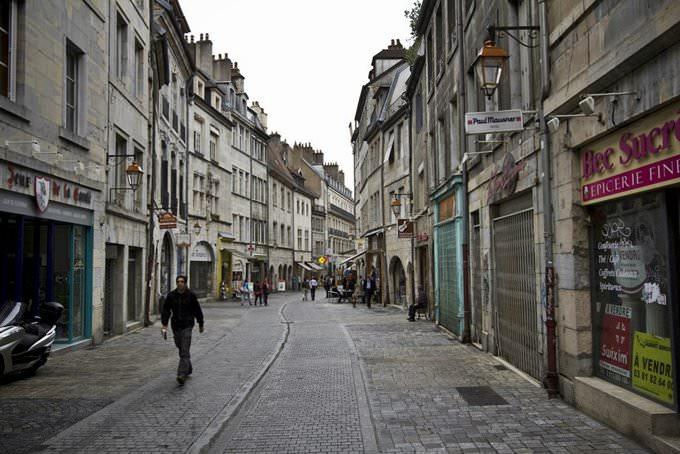 Guide touristique de Besanon  Toutes les curiosits de Besanon France