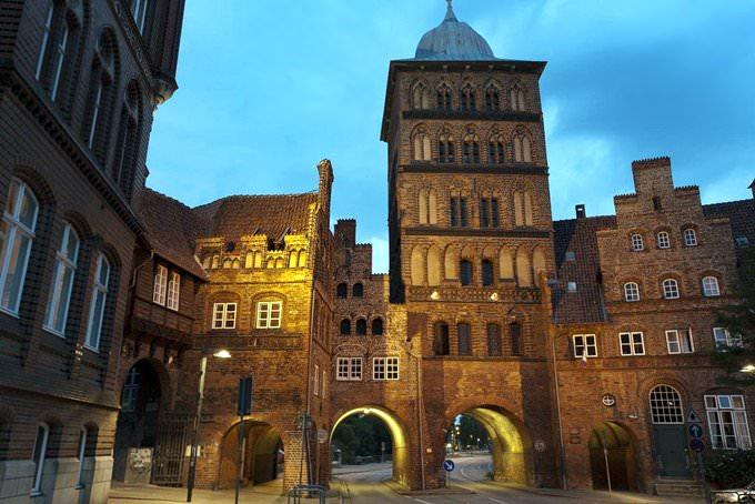 Guide touristique de Lbeck  Toutes les curiosits de Lbeck Allemagne