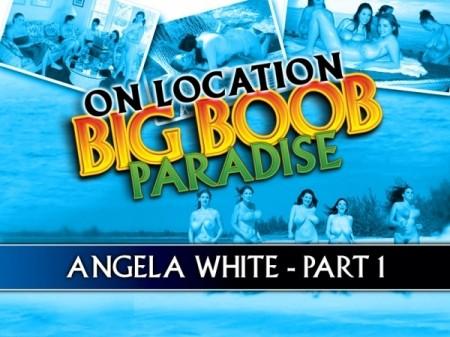 Big Boob Paradise: Angela White Part 1