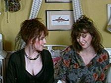 Two Saucy British Girls Licking & Sucking