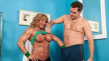 Kat Wiley's XXX workout