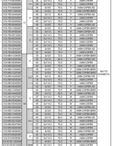 Enkei nt rr size chart srbpower comg also srb power limited rh
