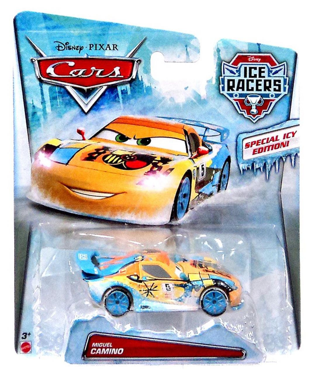 Disney Pixar Cars Ice Racers Miguel Camino 155 Diecast Car