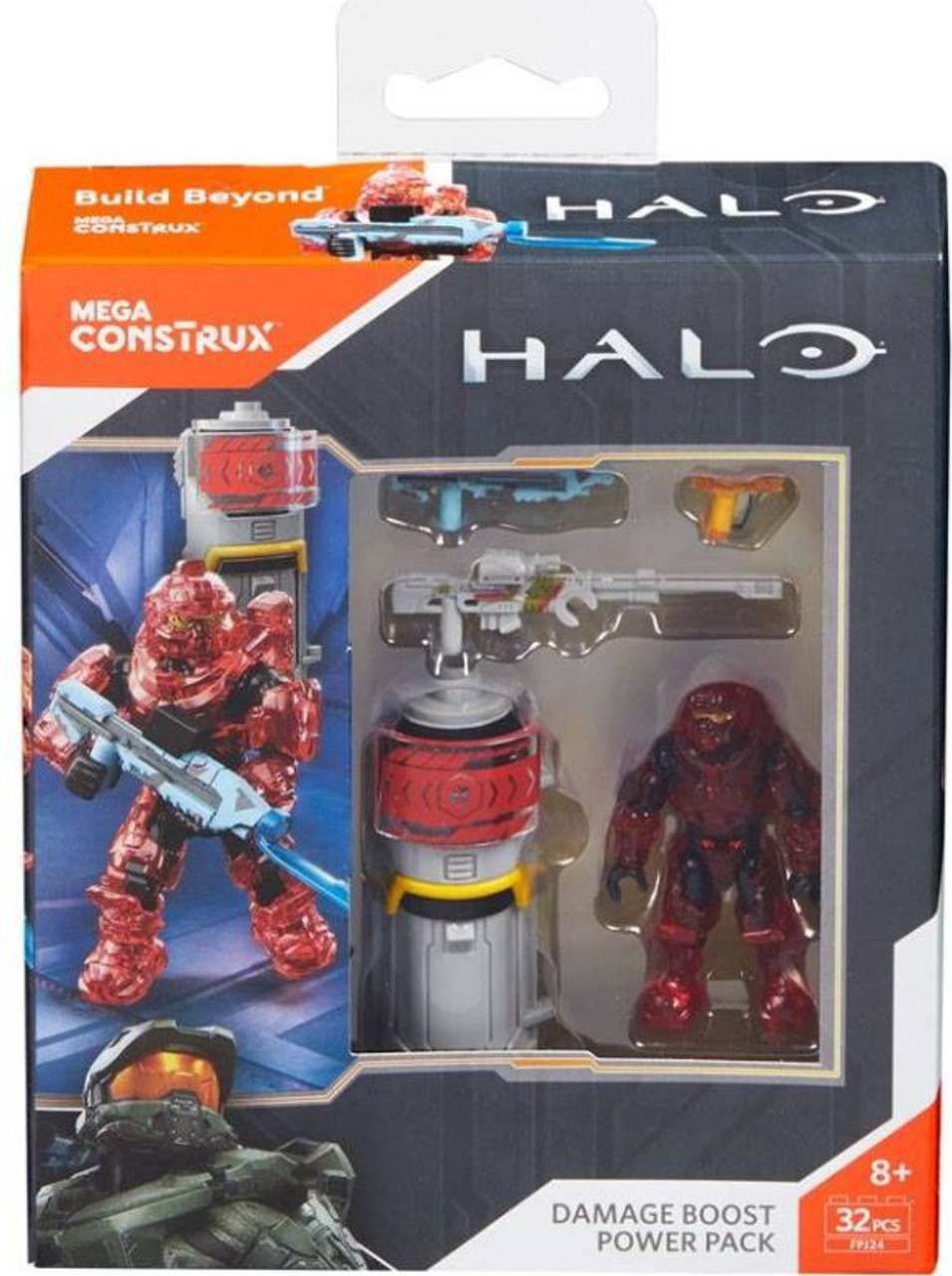 All Halo Sets Mega Bloks