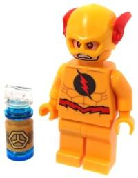 LEGO DC Universe Super Heroes Reverse Flash Minifigure ...