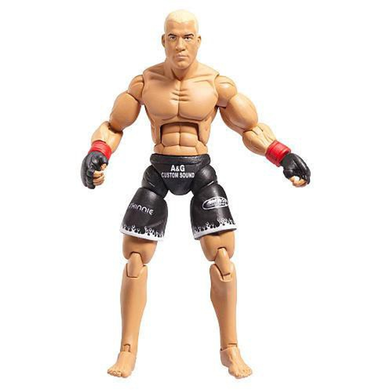 Ufc Bring Build Octagon Series 2 Tito Ortiz Exclusive 3.75 Action Figure Jakks Pacific