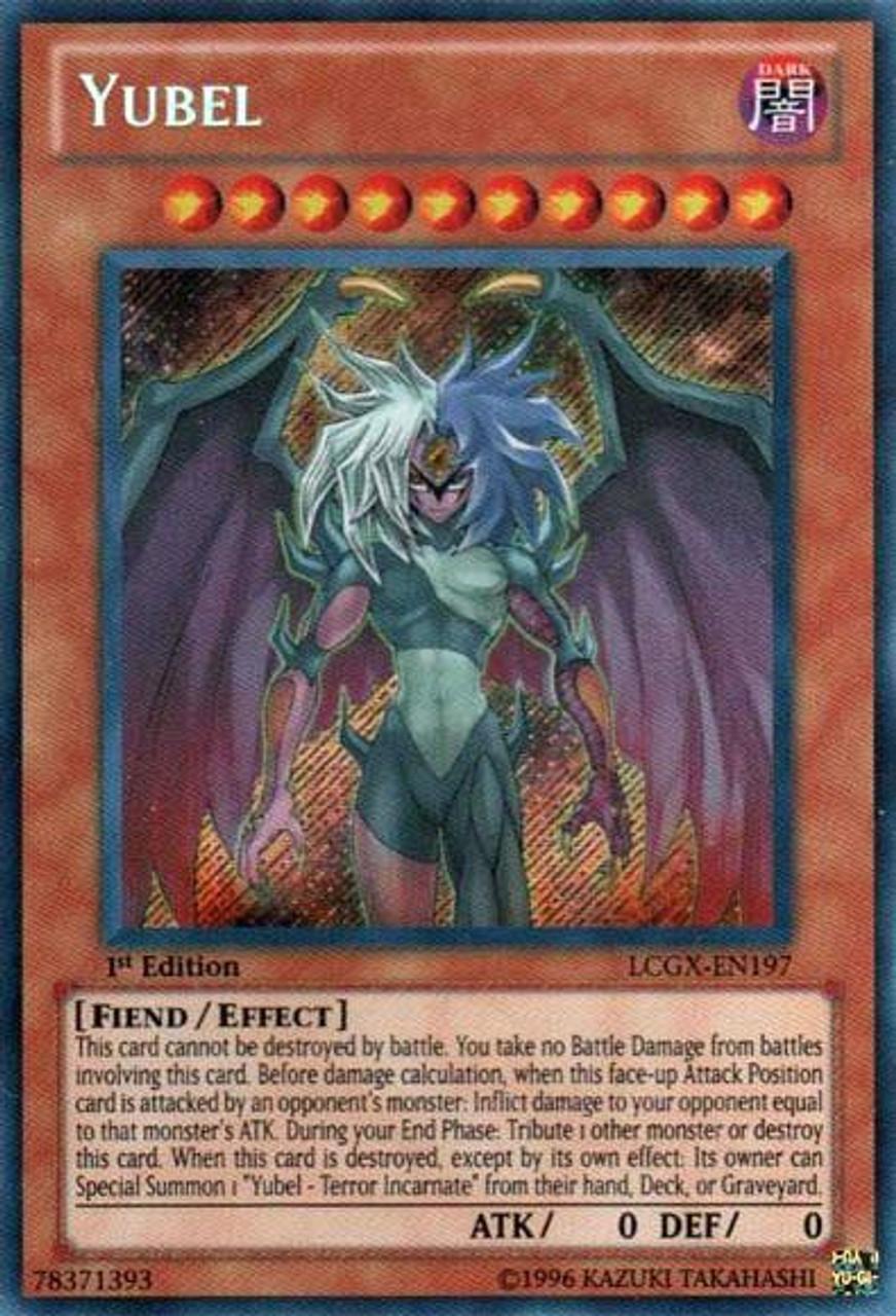 Yugioh Gx Legendary Collection 2 Single Card Secret Rare