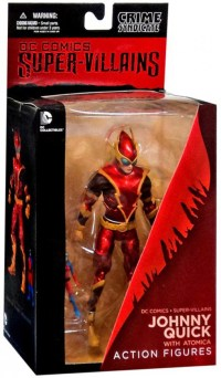 DC Super Villains Crime Syndicate Johnny Quick with ...