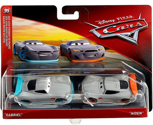 Disney Pixar Cars Cars 3 Rust Eze Racing Center Gabriel