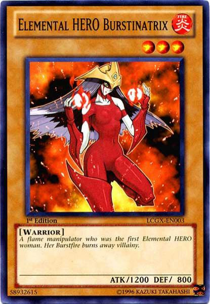 YuGiOh GX Legendary Collection 2 Single Card Common