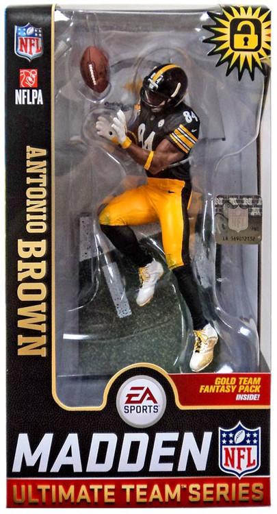 McFarlane Toys NFL Pittsburgh Steelers EA Sports Madden 19