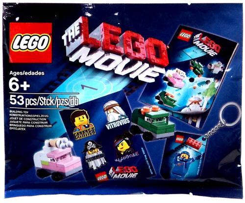 The Lego Movie The Lego Movie Promo Exclusive Mini Set