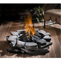 Napoleon Patioflame Outdoor Natural Gas Fire Pit - GPFN-2 ...