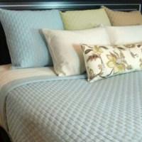 Bamboo Euro Pillow Sham | Pre-Order | Bliss Villa Collection