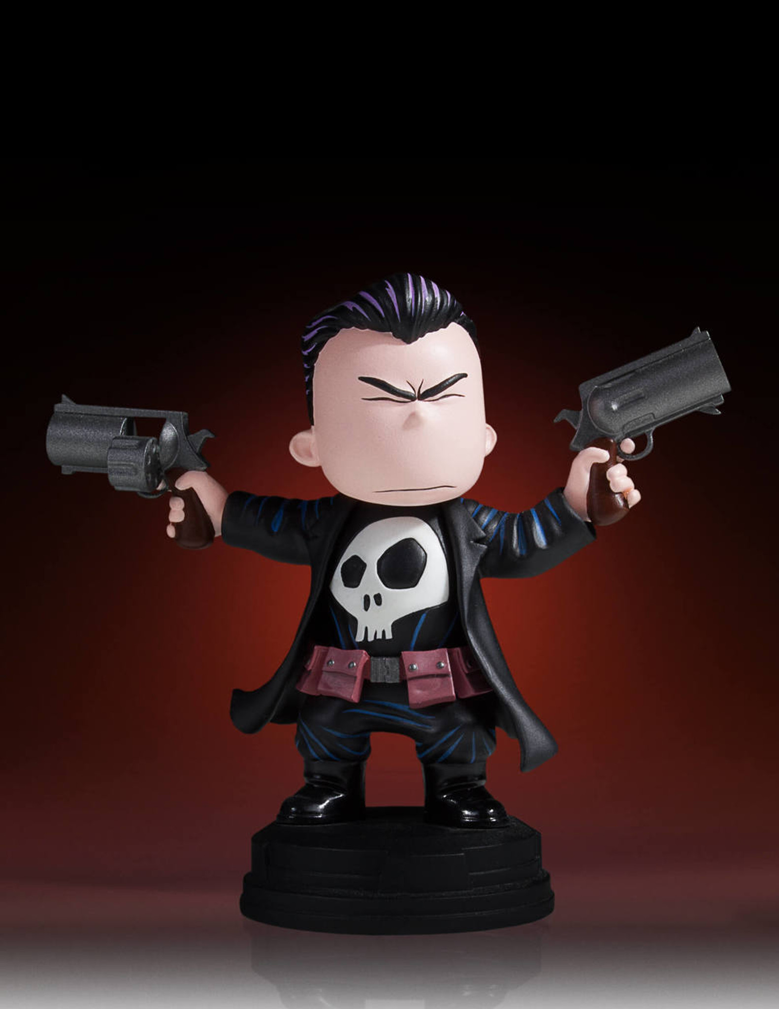 Punisher Animated Statue Collectible Gentle Giant