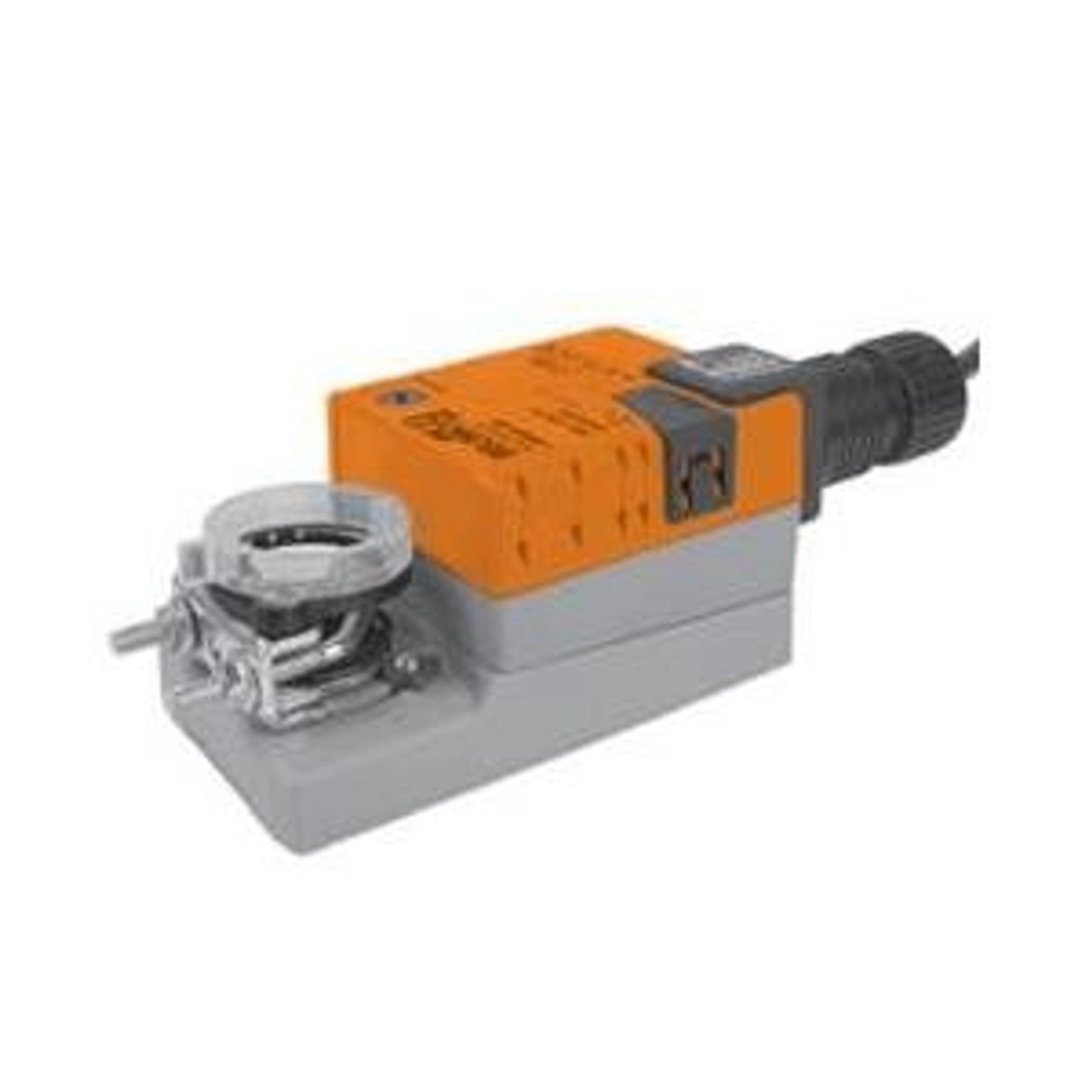 medium resolution of belimo damper actuator rotary 45in lb on off float