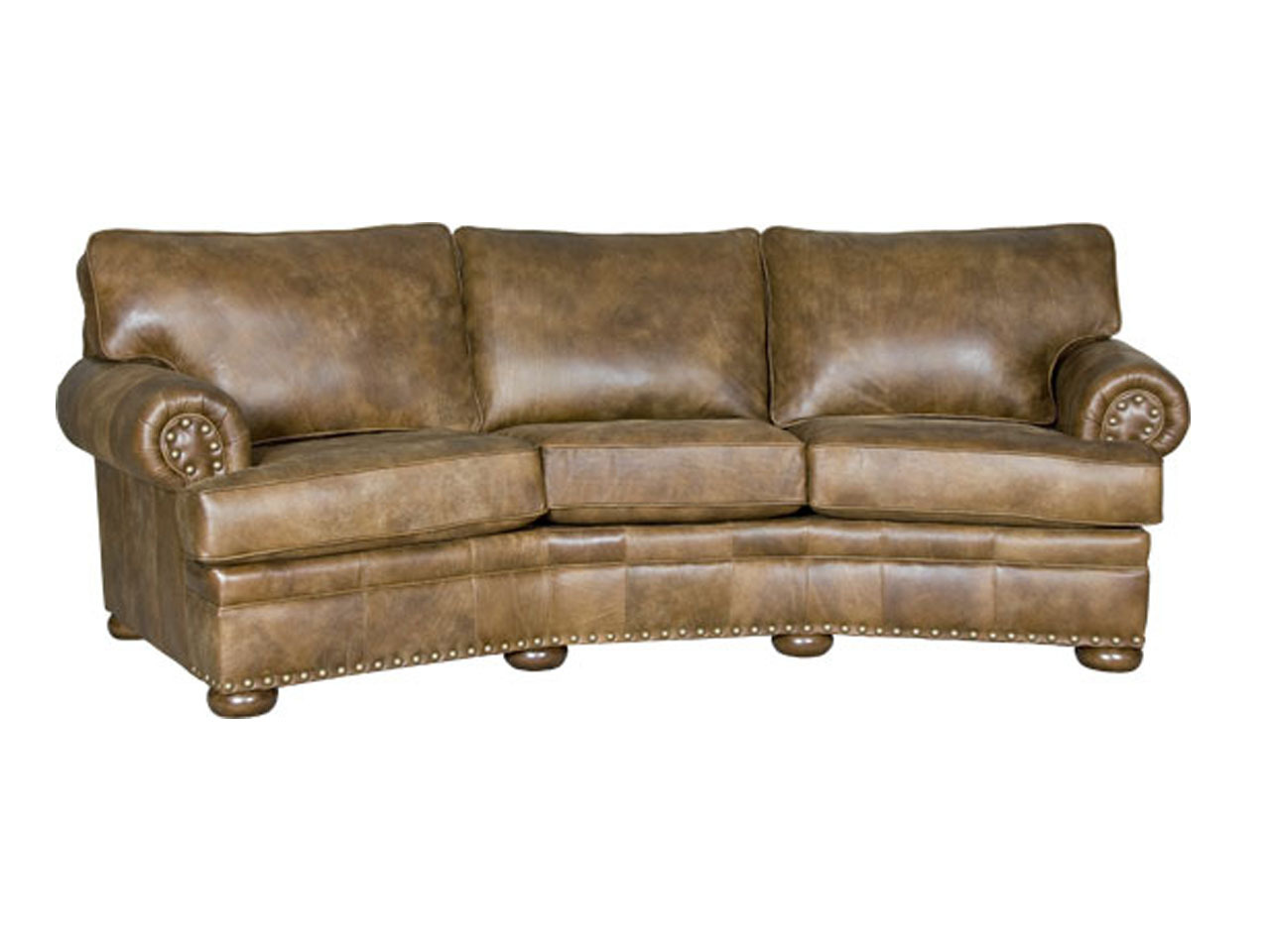 conversation sofas reviews sofa with storage compartments leather omnia canyon