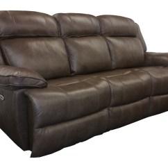 Love Your Sofa Macclesfield Granite Avalon Power Reclining Latte