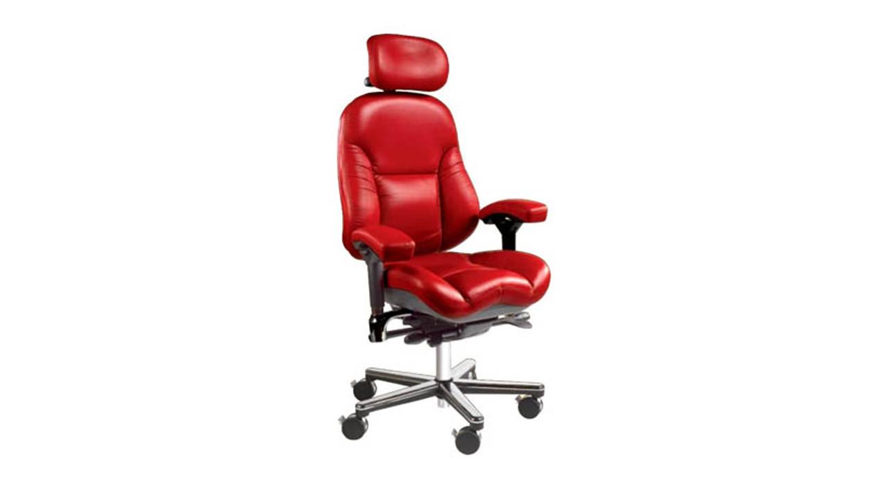 Shop BodyBilt 3407 High Back Petite Executive Chairs