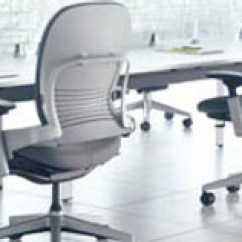 Steelcase Jersey Chair Review Balancing Ball Leap And Amia Human Solution