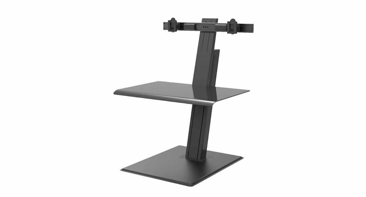 Humanscale Quickstand Eco Dual Monitor Adjustment