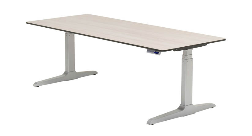 tall drafting table chair contemporary living room chairs shop workrite sierra hx rectangular adjustable height desks