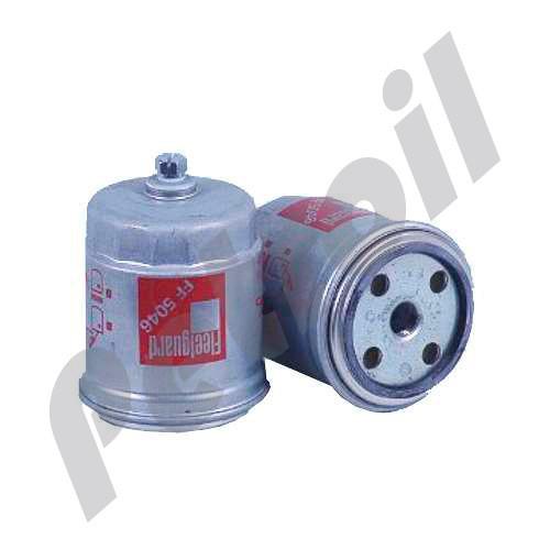 medium resolution of  case of 12 ff5046 fleetguard fuel filter spin on ihc