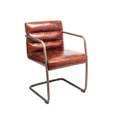 Ergonomic Chair Kickstarter Small Wingback Slipcovers Aged Leather B52 Buy Vintage Office Chairs Online