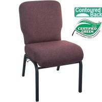 Black Cherry Church Chairs | Signature Elite | Church ...