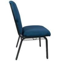 Navy Discount Church Chair - 21 in. Wide | Discount Church ...