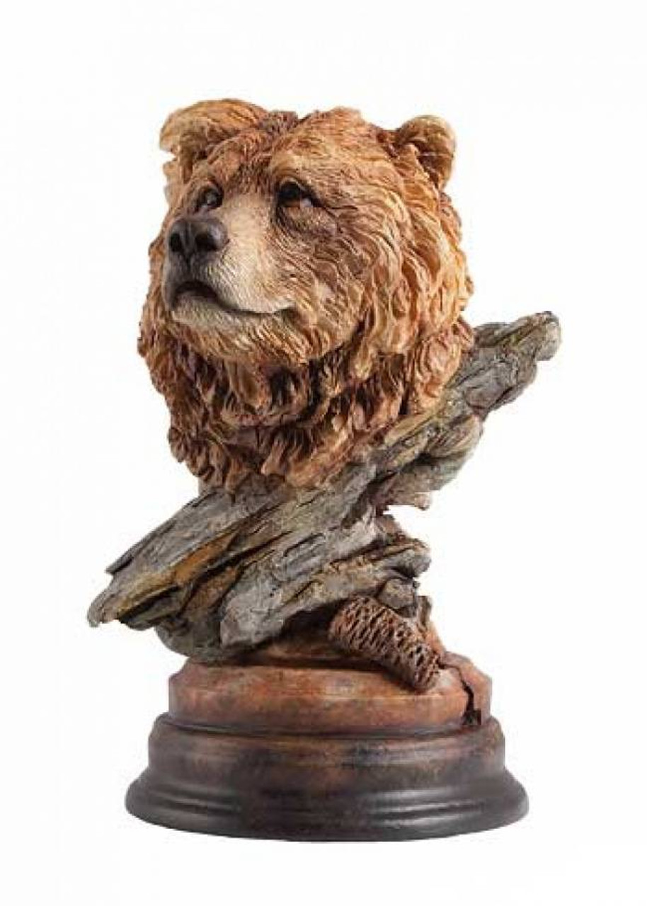 Brown Bear Sculpture - Bruin