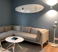 Clear Acrylic Surfboard Wall Rack - StoreYourBoard.com