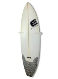 Vertical Surfboard Display Rack