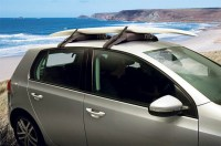 Roof Rack for SUPs | Inflatable Paddleboard Rack ...