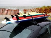SUP & Surfboard Car Rack | Removable & Universal ...