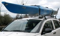 Soft Kayak Roof Rack | Universal Kayak Carrier ...
